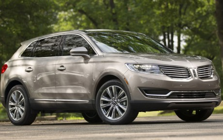 Lincoln MKX Concept Bows in Beijing